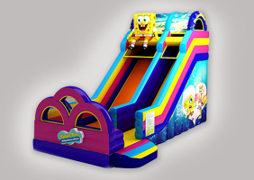 Themed Inflatable Trampolines