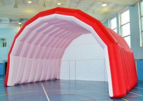 Inflatable scenes Arched 2