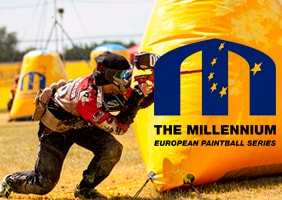 Sports kits and playgrounds Millennium Paintball