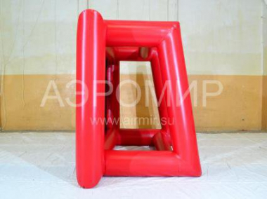 Inflatable gates for adults