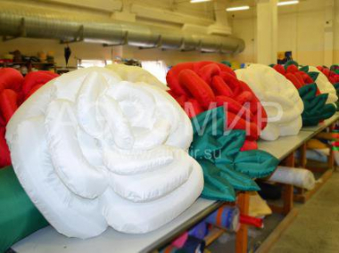 Inflatable Roses