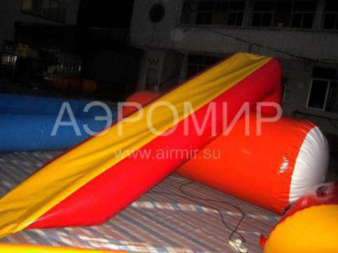"Inflatable slide ""Shuttle"""