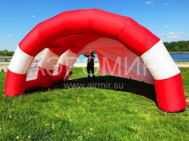 "Large Inflatable Scene ""Arched"" 6 x 4 x 3 m"