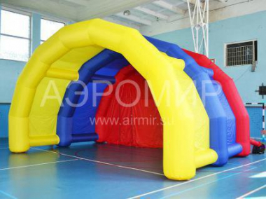 "Inflatable Scene ""Arched"" 6 x 4 x 3 m"
