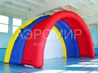 "Inflatable Scene ""Arched"" 12 x 6 x 6 m"