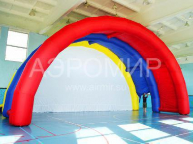 "Scene ""Arched"" 12 x 6 x 6 m"