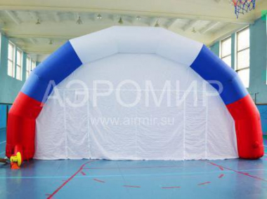 "Large Inflatable Scene ""Arched"" 8 x 5 x 4 m"