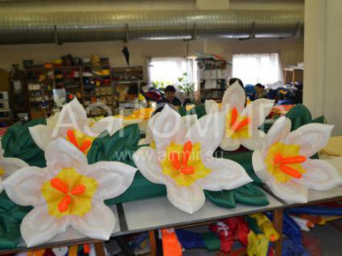 Inflatable Lily Flowers