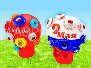 "Inflatable ball ""Festive-3"""