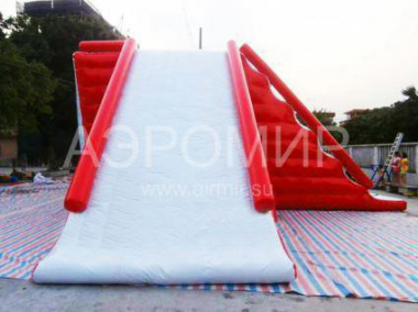 Inflatable water slide Giant