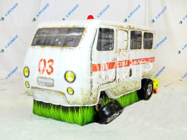 Inflatable Ambulance