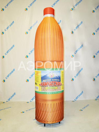 3 meter inflatable oil bottle