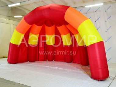 "Inflatable Scene ""Cockleshell-2"" 7 x 4 x 4 m"