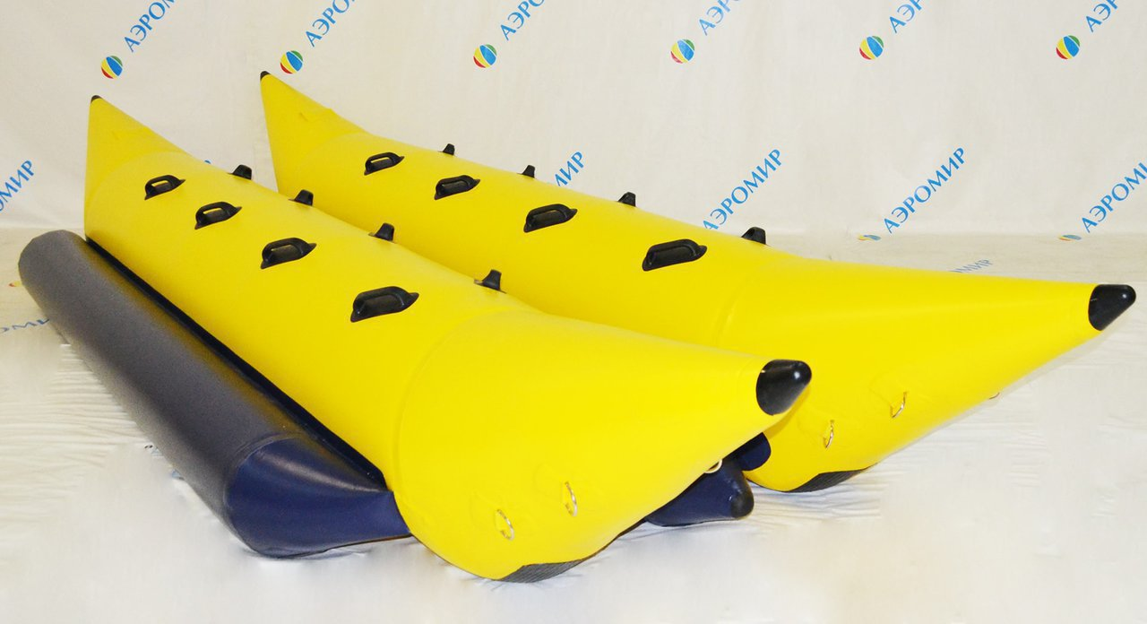 Inflatable attraction Banana double
