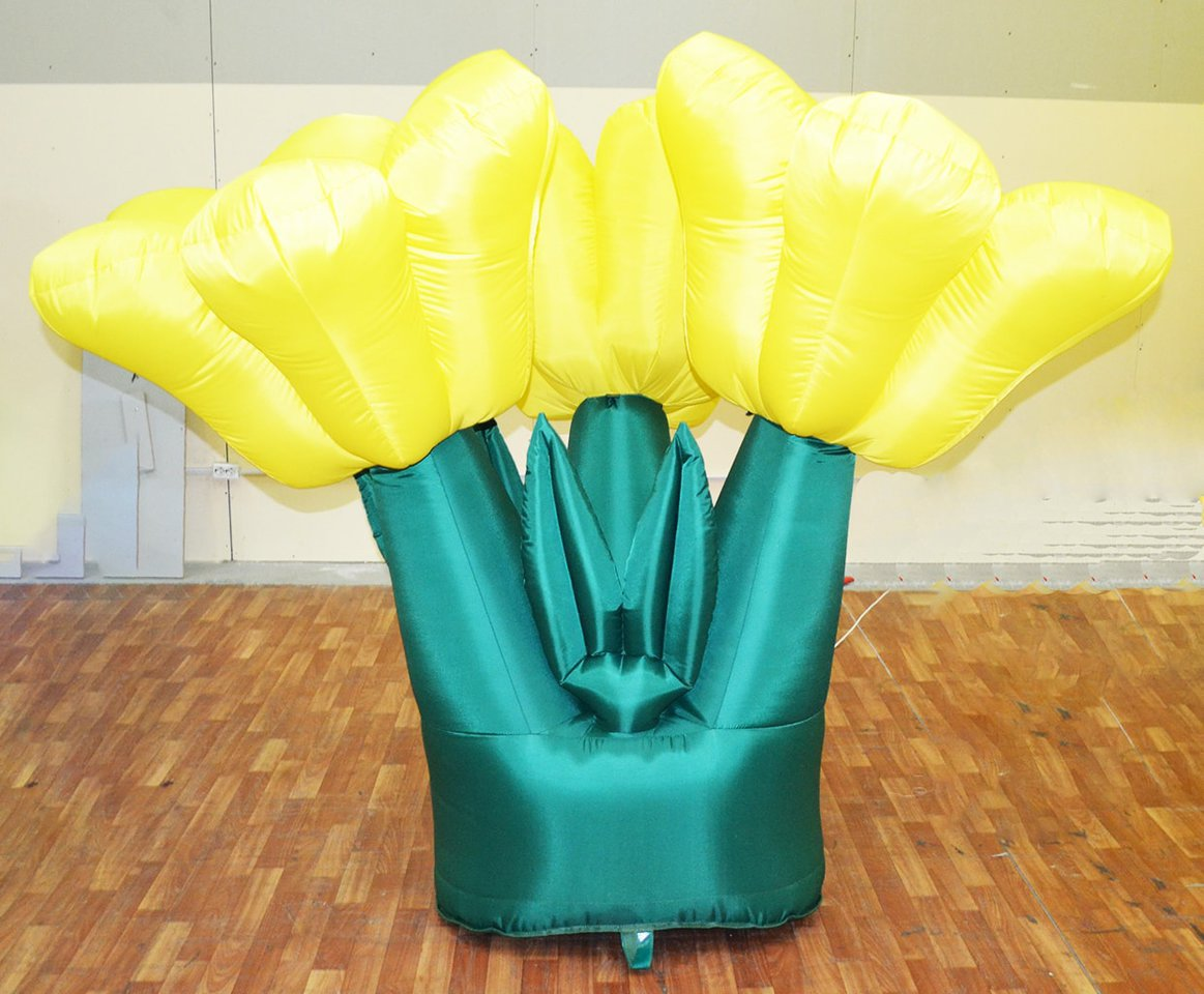 "Inflatable ""Flower"" to order"