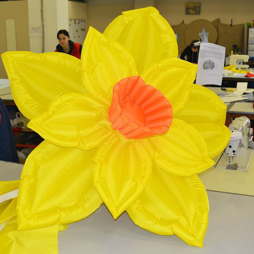 Inflatable Flower Narcissus